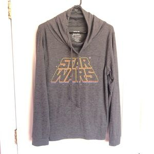 Fifth sun -Star Wars graphite top Worn once!